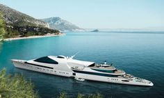 "ADM Shipyards Superyacht ""Yas"" – World's 6th Largest Yacht"