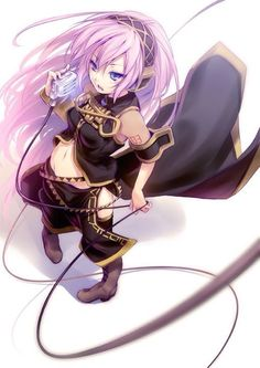 Luka is probably my favorite Vocaloid, right up there with Miku and Gumi.
