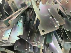 Your sheet metal bracket design can be turned into reality with V and F Sheet Metal based in Hampshire, UK. Manufacturing sheet metal brackets for over 35 years we have a wealth of experience to advise you on your design and best manufacturing methods. Take a look at our website www.vandf.co.uk for thousands of exmaples of past projects. Mild Steel Sheet, Steel Sheet Metal, Types Of Sheet Metal, Cnc Press Brake, Metal Projects, Custom Design, Hampshire Uk, Wealth, Website