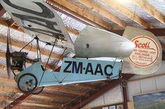 Mignet HM.14 Flying Flea ZM-AAC by GraemeLScott