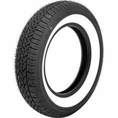 coker tire radial classic nostalgia tire pn white