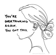 Stop overthinking. December 01 2019 at fashion-inspo Self Love Quotes, Words Quotes, Quotes To Live By, Me Quotes, Motivational Quotes, Inspirational Quotes, Pain Quotes, Desenhos Gravity Falls, Peaceful Life