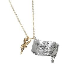 Daily Disney Finds: Disney Store Japan | DisneyLifestylers tinker bell necklace Disney Necklace, Disney Jewelry, Jewelry Box, Jewlery, Disney Store Japan, Disney Couture, Peter Pan Disney, Disney Merchandise, Couture Fashion