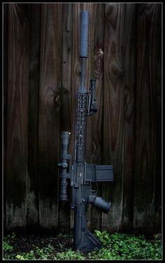 An AR10!