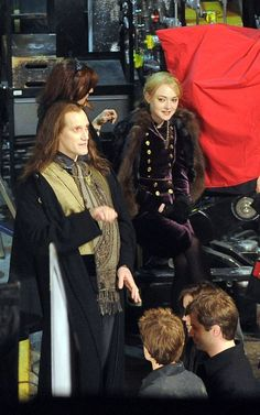 Confessions of TwiCrack Addicts: New Breaking Dawn Set Pics - Dakota, Jamie, Cameron & Christopher Filming Volturi Scenes!