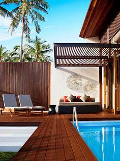 Beachfront Luxury Hotel: W Retreat Koh Samui  in Thailand- Updated   http://www.designrulz.com/design/2013/05/beachfront-luxury-hotel-w-retreat-koh-samui-in-thailand-updated/