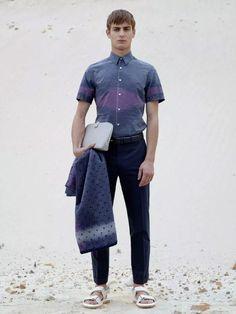 Louis Vuitton Resort 2016 Lookbook - #Menswear #Trends #Moda Hombre #Tendencias