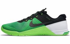 pretty nice 65fd1 33601 Nike Metcon 2 - Spring Leaf   Black   Voltage Green   White   Rogue Fitness