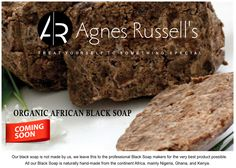Agnes Russell's All Natural African Black Soap