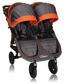Favorite Double Strollers of 2012