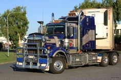 Peterbilt, Kenworth Trucks, Semi Trucks, Big Trucks, Lego, Road Train, Cab Over, Heavy Truck, Custom Trucks