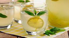 Domácí limonády a nealkoholické koktejly osvěží každou letní párty