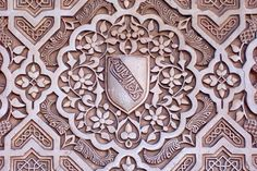 The geometric patterns found in mosques are stunningly beautiful and intricate. View some of the historic, beautiful mosques and see the evolution of geometric shapes incorporated into their religious decoration. Geometric Patterns, Art Courses, Print Magazine, Environmental Art, Stained Glass Art, Islamic Art, Art And Architecture, Art History, Photo Galleries