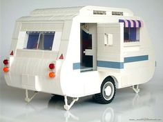 LEGO Camper Trailer