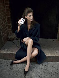 Kendra Spears by Mariano Vivanco for Muse Winter 2011 | Fashion Gone Rogue: The Latest in Editorials and Campaigns