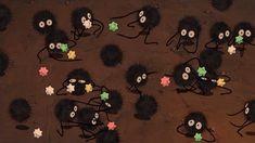 Background sized pictures of Studio Ghibli movies! ^_^ Studio ghibli by me on Grooveshark Totoro, Studio Ghibli Art, Studio Ghibli Movies, Hayao Miyazaki, Spirited Away Wallpaper, Personajes Studio Ghibli, Studio Ghibli Background, Ghibli Tattoo, The Garden Of Words