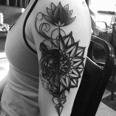 olio.tattoo Mandala Tattoo by Tyler from Surreal Tattoo Studio - Kansas City, MO #mandala -- More at: https://olio.tattoo/tattoo-images/mentions:mandala