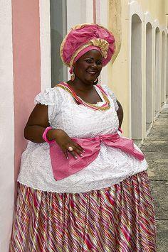 Baiana, Salvador de Bahia