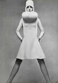 Les Robes Choc  L'Officiel #535, 1966  ...