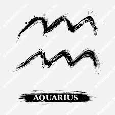 Aquarius symbol - Google Search