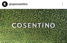 #cosentino elige musgogreen by arquigreen para su show room