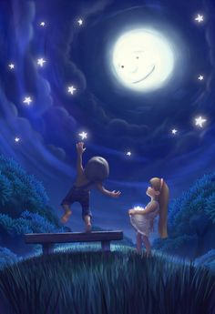 ideas hintergrundbilder nature nacht for 2019 Love Cartoon Couple, Cute Love Cartoons, Cute Couple Art, Share Pictures, Love Pictures, Beautiful Pictures, Beautiful Artwork, Love Wallpaper, Disney Wallpaper