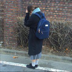 FurSie Style     [FurSie] Bern Canvas Day Backpack Darknavy      #backpack #quillt #quilling  #daily #canvas #bag #daypack #canvas  #modern #basic #simple #shoulderbag #totebag #crossbag #fursie #fursie #travel #beachbag #style #blog #insta #nomcore #manish #bigbag #schoolbag