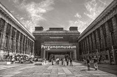 Berlin - The Pergamonmuseum by pingallery