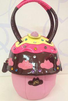 Bolsa fashion da lilica ripilica - cup cake