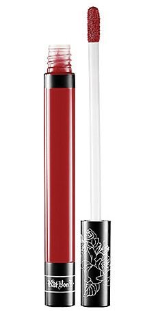 Best red lip stain EVAR. Kat Von D everlasting lip stain #outlaw #red #lips