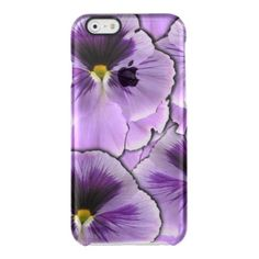 Pansy Garden Clear i