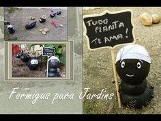 Formigas para Jardins - YouTube