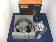 Steelseries Siberia V2 Limited Edition Headset Review