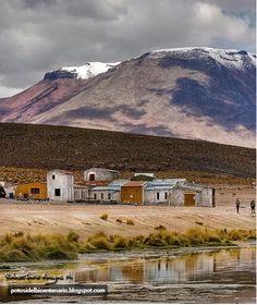 Conosca la Laguna Hedionda en el departamento de Potosi, hag click en la imagen para saber mas