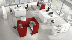 Break-out furniture | Break-out-Privacy areas | Syneo Lounge. Check it out on Architonic