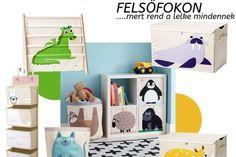 TÁROLÁS FELSŐFOKON- szakértői percek a Minimagon Toy Chest, Storage Chest, Toddler Bed, Ikea, Cabinet, Toys, Furniture, Home Decor, Child Bed