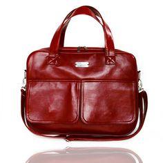 dara bags / red