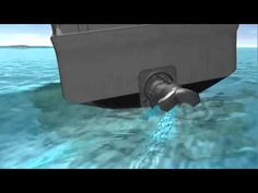 (88) How a Hamilton Waterjet works - YouTube