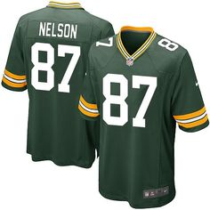 68a1a3a21 Nike Elite Green Bay Packers Jordy Nelson 87 Green NFL Jersey for Sale Sale  Alex Smith