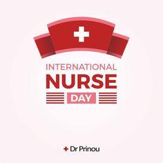 Παγκόσμια Ημέρα Νοσηλευτικού Προσωπικού. Η ημέρα αυτή μας υπενθυμίζει την ανεκτίμητη συνεισφορά των νοσηλευτών και νοσηλευτριών σε κάθε κοινωνία. #InternationalNursesDay #drprinou #Παγκόσμια_Ημέρα_Νοσηλευτή North Face Logo, The North Face, Nurses Day, Logos, News, Logo