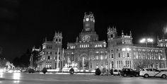Palacio de Cibeles, Madrid, España