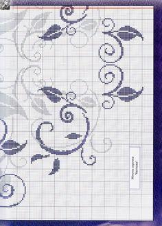 Gallery.ru / Фото #1 - Los patrones de bordado bordado de mini №185 2016 - Chispitas