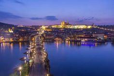 tschechische republik: Charles Bridge, Prague, Czech Republic Editorial