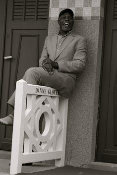Danny Glover- American Film Festival 2012