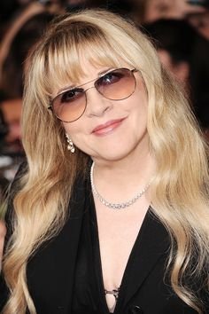 Stevie Nicks at the premiere of 'Twilight' in 2012
