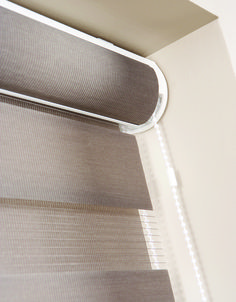 Vision Roller Blinds by Inspired Window Coverings