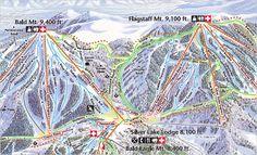 Deer Valley ski resort, UT  http://www.vrbo.com/109928  http://larkspuratdeervalley.com/