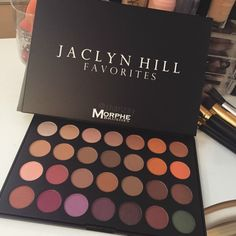 This is great for the colourful yet classy chic! Jaclyn Hill create really high quality and pigmented eyeshadows! www.jaclynhill.com