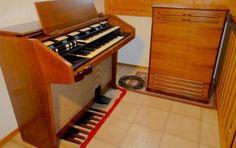Original HAMMOND Orgel Modell M 100 + 760er Leslie in Hessen - Schlitz | Musikinstrumente und Zubehör gebraucht kaufen | eBay Kleinanzeigen