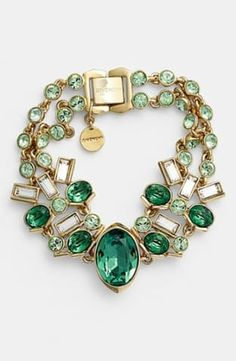 Shop Women's Givenchy Bracelets on Lyst. Track over 1871 Givenchy Bracelets for stock and sale updates. I Love Jewelry, Jewelry Box, Vintage Jewelry, Jewelry Accessories, Fashion Accessories, Fine Jewelry, Fashion Jewelry, Jewlery, Bullet Jewelry